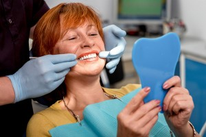 Suagr can be harmful to dental implant users.